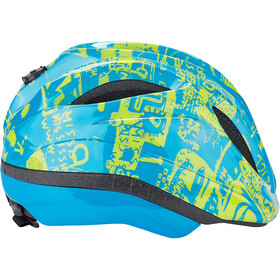 KED Meggy Trend Kypärä Lapset, blue yellow